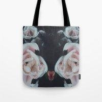 Vintage Flowers Tote Bag