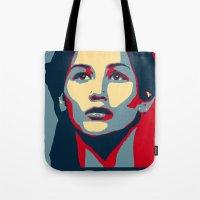 Hunger Games - Hope Tote Bag