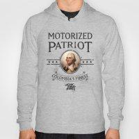 Bioshock Motorized Patriot Hoody