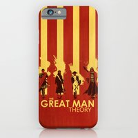 The Great Man Theory iPhone 6 Slim Case