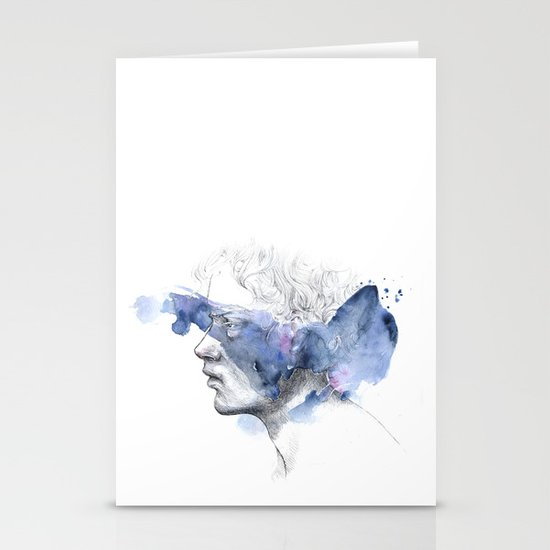 water show II Stationery Card