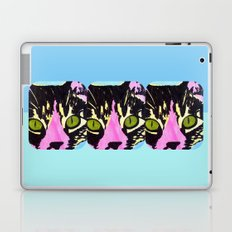 Pop Art Cat No. 1 Laptop & iPad Skin