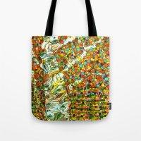 Autumn Aspen Tote Bag