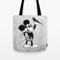 Epic Mickey Tote Bag