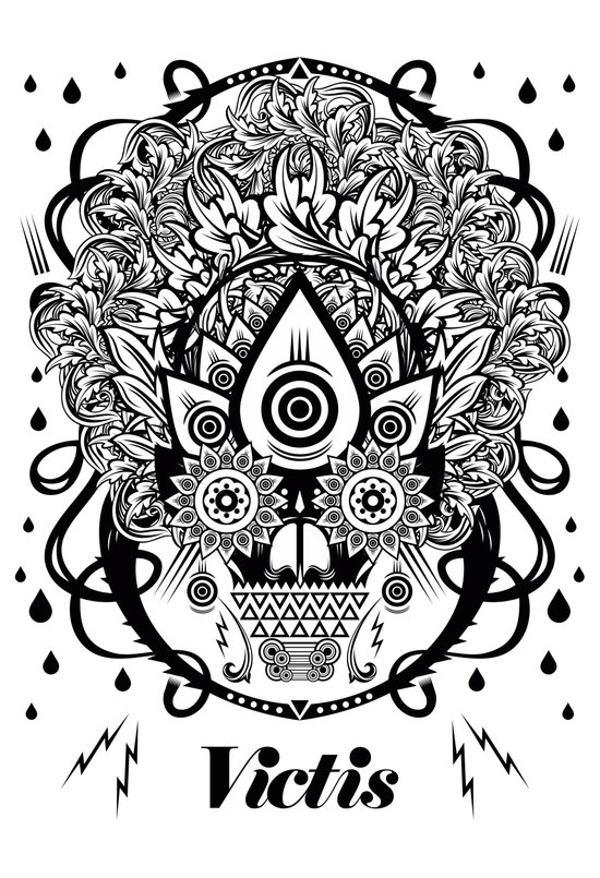 VICTIS Art Print