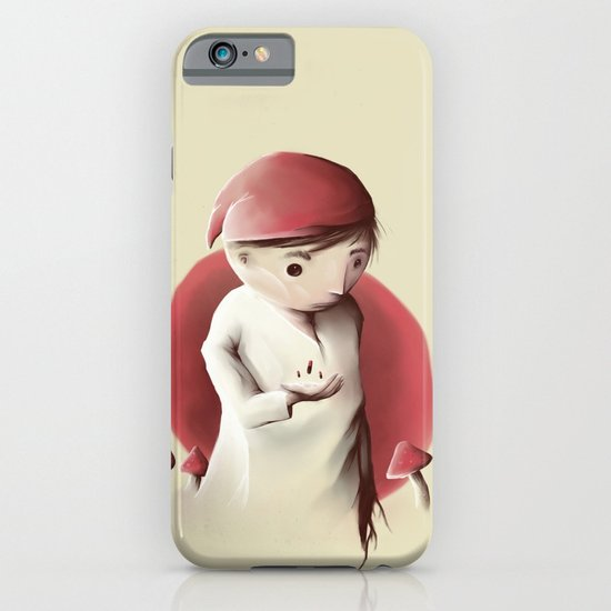 Jimmy and the sleeping pills nigthmare iPhone & iPod Case