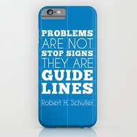 iPhone & iPod Case featuring Guide Lines by Megan Matsuoka
