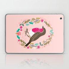 European Robin by Andrea Lauren  Laptop & iPad Skin