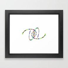 08 Framed Art Print