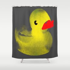 Rubber Duck Shower Curtain