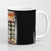 The Amazing Powers of Aging! Mug