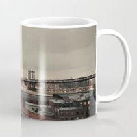 the city never sleeps:: nyc Mug
