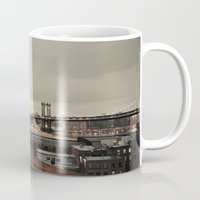 The City Never Sleeps:: … Mug