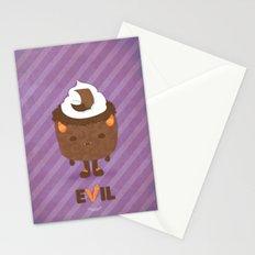 Devil's Food Cake Stationery Cards