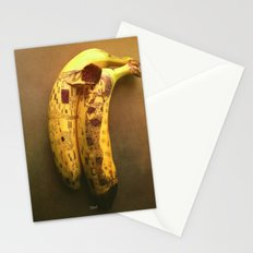 The Kiss (Banana Lovers)  Stationery Cards