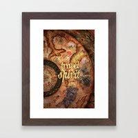 Travel Spirit #10 Framed Art Print