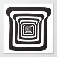 Make Me A Sandwich Canvas Print