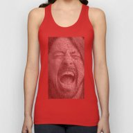 Dave Grohl. Everlong. Unisex Tank Top