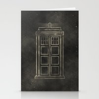 Doctor Who: Tardis Stationery Cards