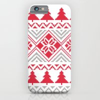 iPhone & iPod Case featuring Cold December Night by Adel