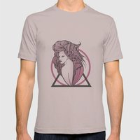 Artpop  Mens Fitted Tee Cinder SMALL
