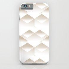 3D white pattern Slim Case iPhone 6s