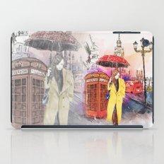 Meet Me in London iPad Case