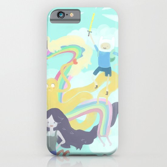 Time for an Adventure iPhone & iPod Case
