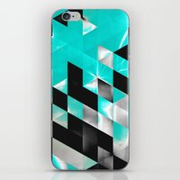 dylyvyry iPhone & iPod Skin