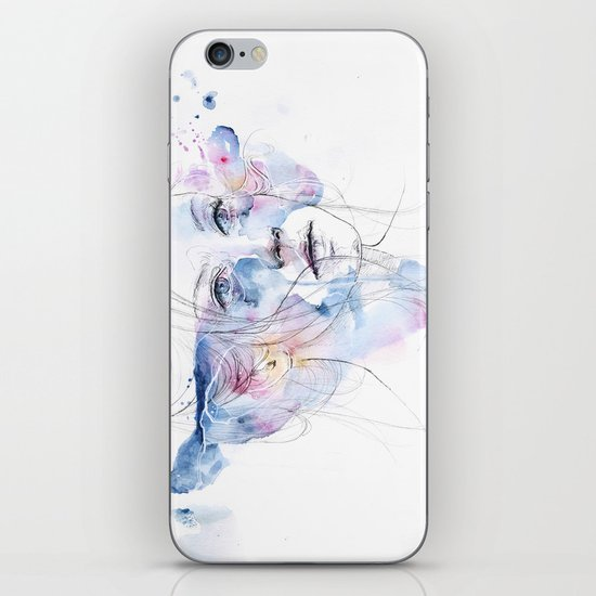 water show iPhone & iPod Skin