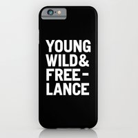 YOUNG WILD & FREELANCE iPhone 6 Slim Case