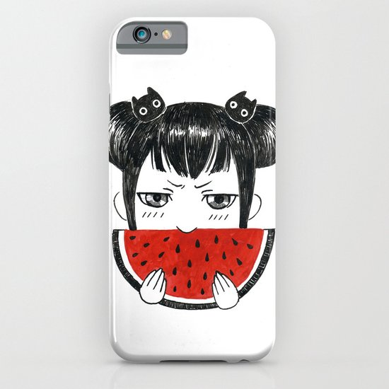 Watermelon iPhone & iPod Case