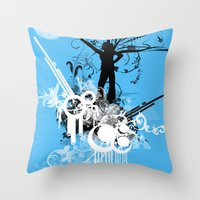 I Set You Apart Throw Pillow