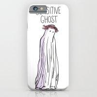 Sensitive Ghost iPhone 6 Slim Case