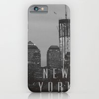 iPhone & iPod Case featuring S K Y L I N E by LiveLetLive Photography