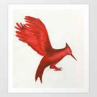 Mockingjay CatchingFire Art Print