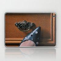 Rhinestoned Left Shoe Laptop & iPad Skin