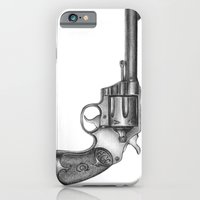 iPhone & iPod Case featuring Revolver by HermesGC