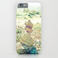 iPhone & iPod Case featuring Cairn by Kim Ramage