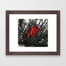 Sun is Shinning Framed Art Print