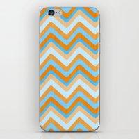 Something Fishy Waves. iPhone & iPod Skin