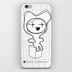 The Bear Is Waiting For You iPhone & iPod Skin