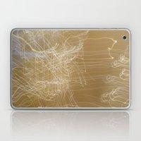 Screaming Fairies. Laptop & iPad Skin