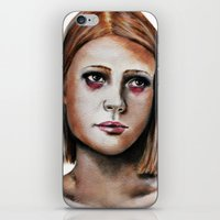 Margot Tenenbaum  iPhone & iPod Skin