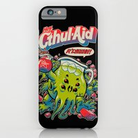tree iPhone & iPod Cases featuring CTHUL-AID by BeastWreck