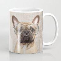 Mr Bulldog Mug