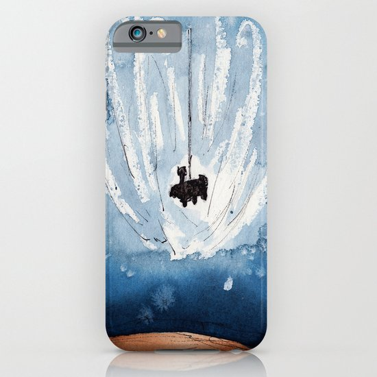 The Landing of Curiosity iPhone & iPod Case