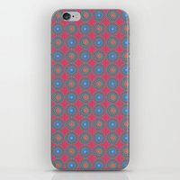 Spinners Pattern iPhone & iPod Skin