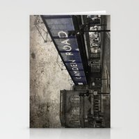 Camden Road Train Station Stationery Cards