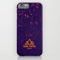 Trail Status / Purple iPhone 6 Slim Case